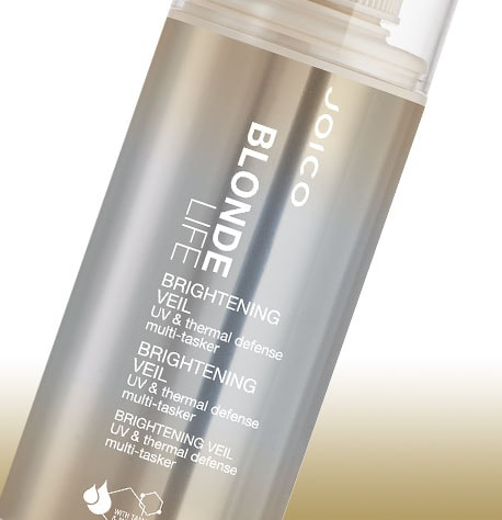 Leave-In Multifuncional Joico Blonde Life Brightening Veil 150ml Detalhe