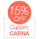 Promoção CarnaVerão Joico - Selo 15%