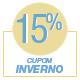 Promoção Inverno 2020 - Selo 15%