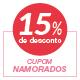 Promoção Namorados 2021 Joico - Selo de 15% Off